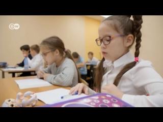 Немецкий телеканал снял репортаж о судьбе преподавания татарского языка в школах