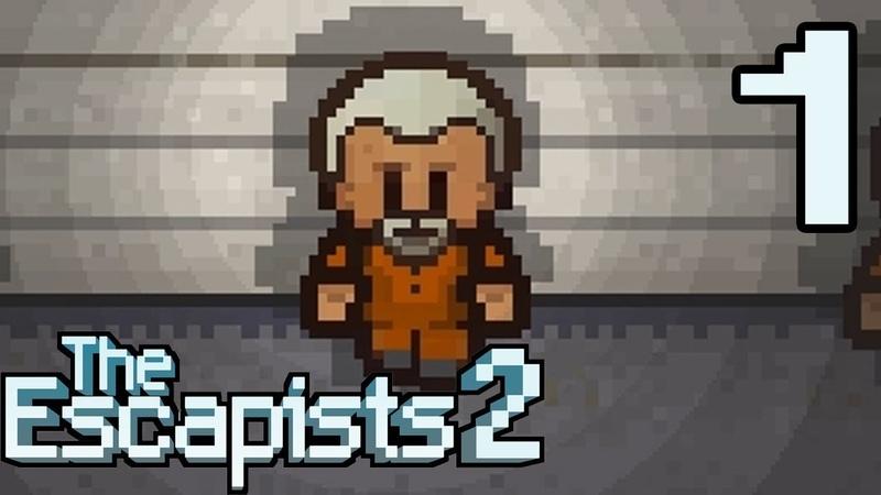 🔴В ОЖИДАНИИ КОНЦА СВЕТА 🔥/ Escapists 2 на андрооооооооид!1!!