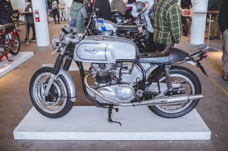 Мотошоу «The One Motorcycle Show 2019» (110 фото)