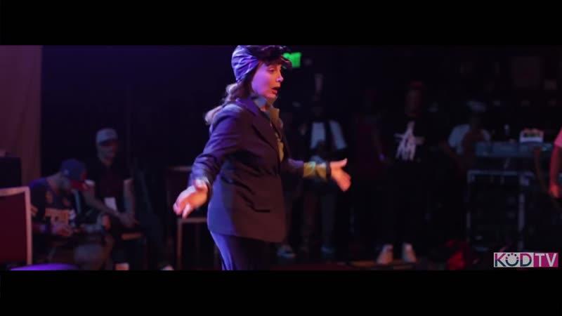 KOD USA Locking Judge Showcase - Toni Basil 2016KODWORLDCUP