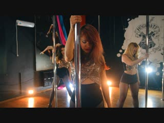 Hogwarts / exotic pole dance & hip-hop. choreo by irina dyakova and alexander sokolov