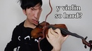10 Reasons Why Violin is the Hardest Instrument