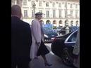 Kate Moss Gwendoline Christie en route pour le défilé Dior par Kim Jones SHAMELESS Miimi