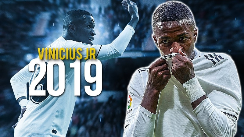 Vinicius Jr 2018/19 • SuperKid • Ridiculous Skills, Goals, Assists | HD