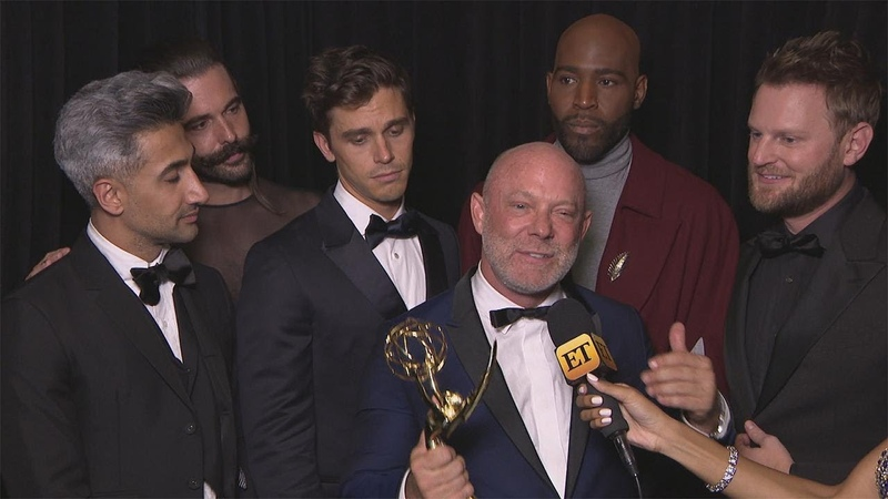 Queer Eye Cast Reflect on First Emmy Wins (Exclusive)
