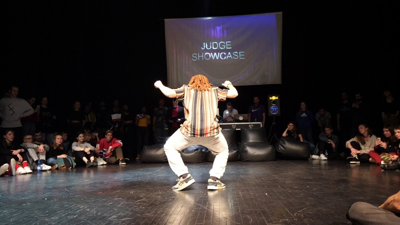 The Lord of the Circle 2019 - JUDGE SHOWCASE - Frankie J   Danceproject.info