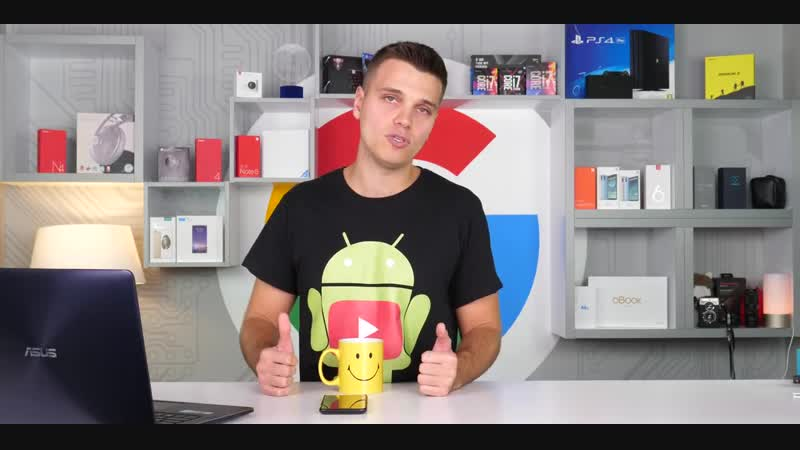 [Andro-news.com] Смартфон от Google за 7$. Новый OnePlus XS и Таинственный Xiaomi Redmi 2019