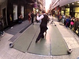 Incredible Tango - Florida &amp Lavalle Street Dancers in Buenos Aires
