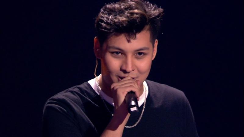 Еламан Аяганов. I Love Rock'n'roll (Joan Jett the Blackhearts). X Factor Kazakhstan. S 7. E. 15