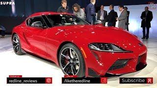 2020 Toyota Supra Redline First Look 2019 NAIAS