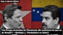 As Forças Armadas da Venezuela são melhores do que as do Brasil!, Haddad. Verdade ou mentira