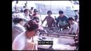Fisherman in Docks Trawler Ship 1980s Peru HD