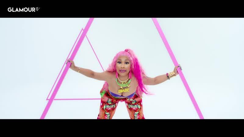 Nicki Minaj ft. Lil Wayne - Good form. Nicki_Minaj, 4K