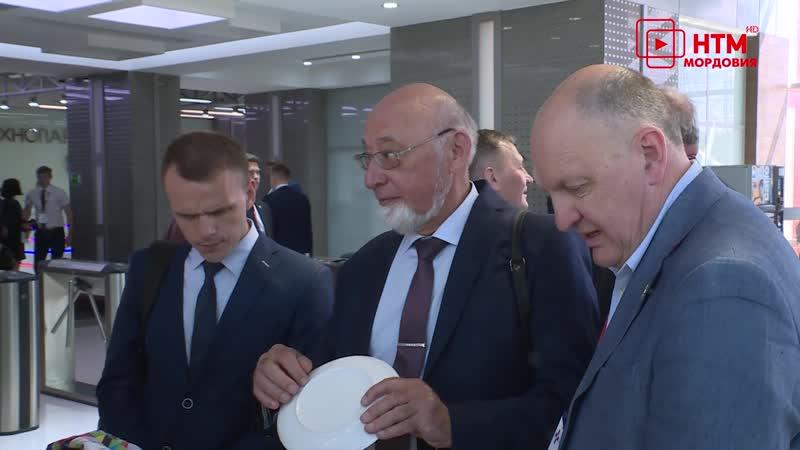 Заседание Научно технического совета Технопарка Мордовии