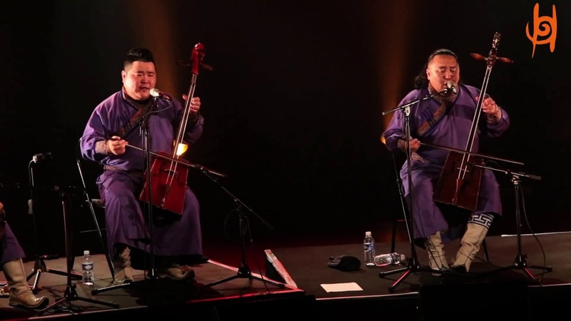 Khusugtun - Хөсөгтөн Chingis Khaany magtaal / An Anthology of Mongolian Khöömii