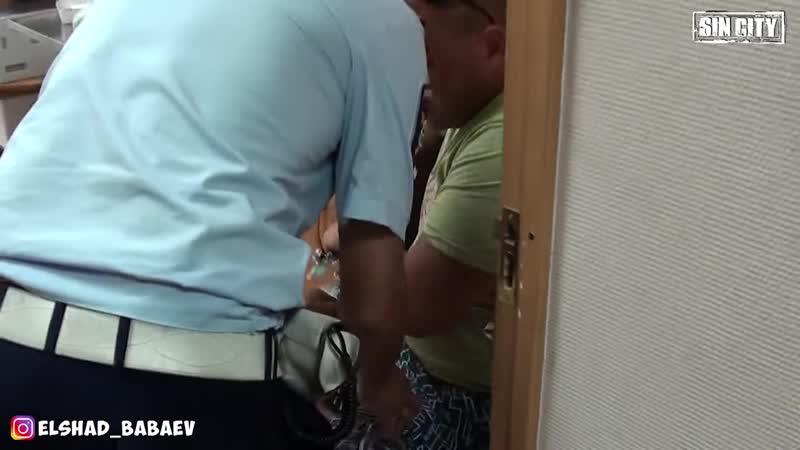 [ЭЛЬШАД БАБАЕВ [ ГОРОД ГРЕХОВ ]] Город Грехов 130 - АУЕшник 120 кг против ДПС 70 кг