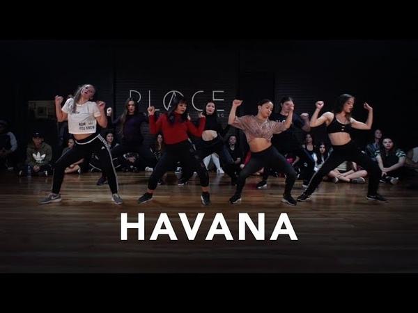 Havana - Camila Cabello   Choreography Vale Merino @valemerinom