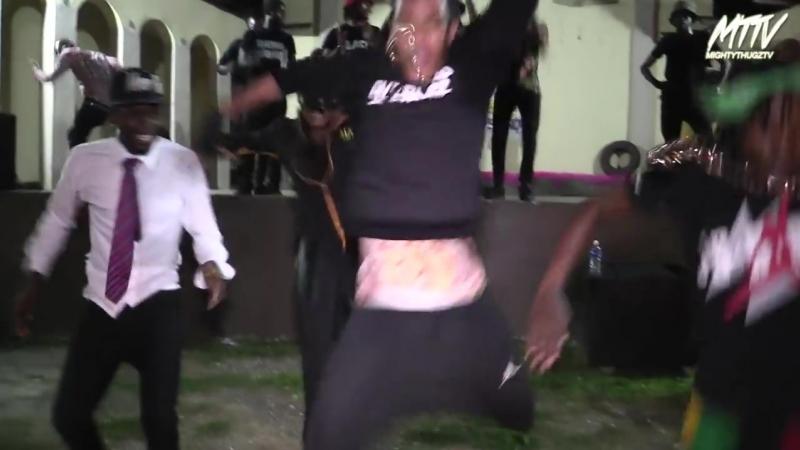 【MIGHTYTHUGZTV】DANCEJA DANCERS