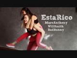 Marc Anthony (feat. Will Smith &amp Bad Bunny) Esta Rico CHOREO