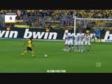 Голешник Алькасера в конце матча