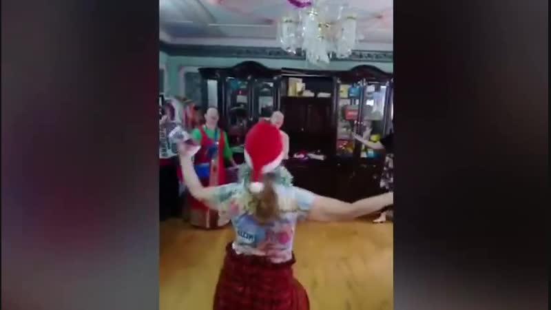 Hula_Christmas 2019