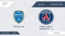 AFL18 France Ligue 2 Day 25 Troyes AC Paris Saint Germain 2