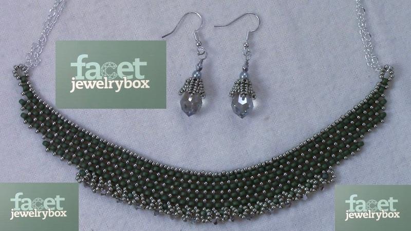 Facet Jewelry Box