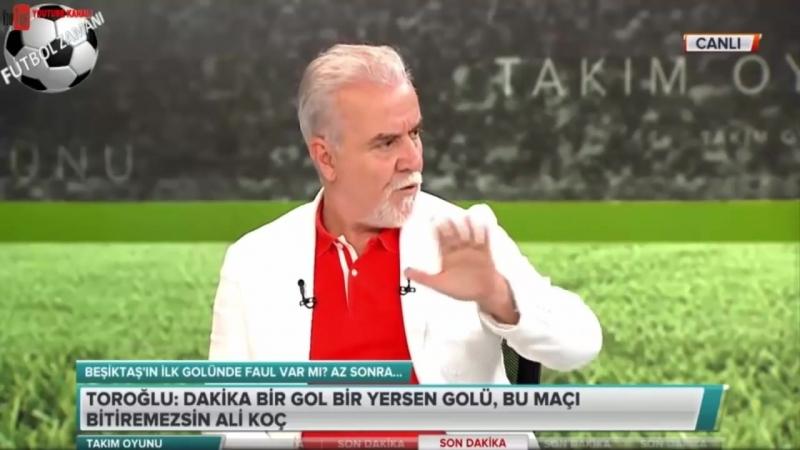 Beşiktaş 2 1 Malatyaspor Erman Toroğlu Turgay Demir Takım Oyunu Yorumları 2 Kısım