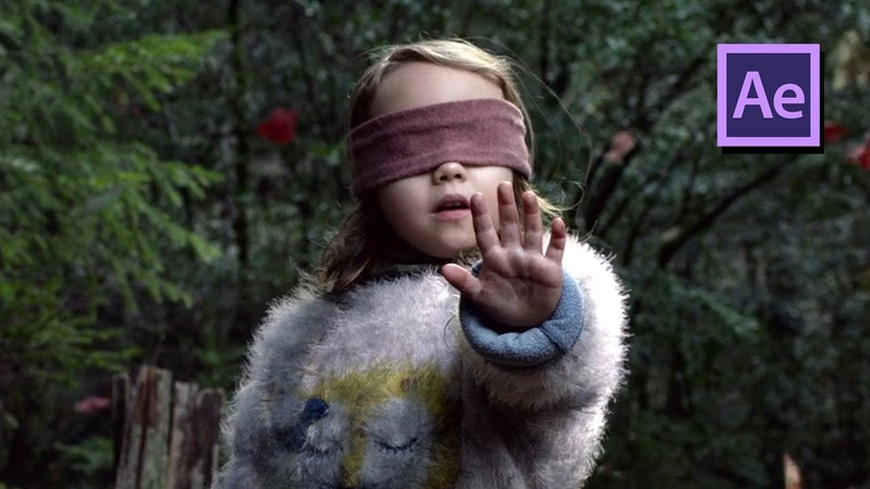 How To Create Floating Leaves like in BIRD BOX in After Effects