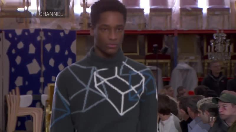 Hermes: Fall Winter 2019 - 2020, Menswear
