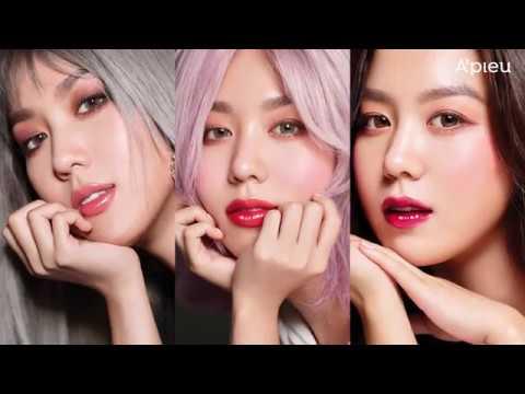 [어퓨] 과즙팡 틴트 meets 김희정