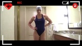 LIFE Stream swimming Танец ช่องสาวสวยชอบเต้น ebony muscle girl showing