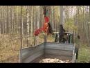Деревообрабатывающий комбайн