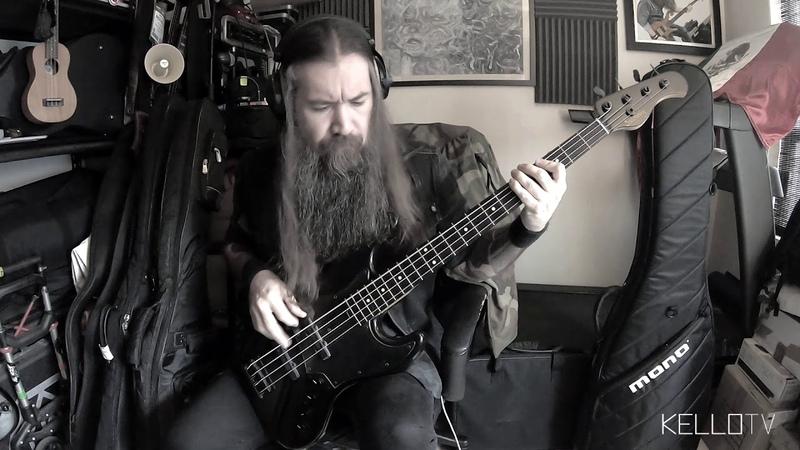 Metallica - Fuel (Bass Cover)