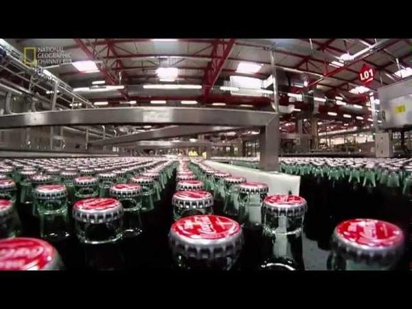National Geographic Megafactories - Coca-Cola