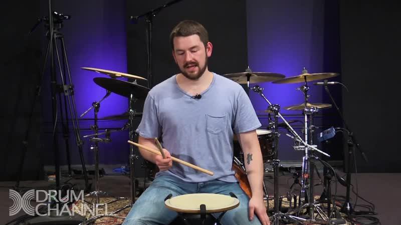 Matt Garstka Pad Exercises For The Kit