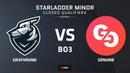 RU Grayhound vs Genuine Map 1 Nuke Asia Minor Oceania Closed Qualifier StarLadder Majo