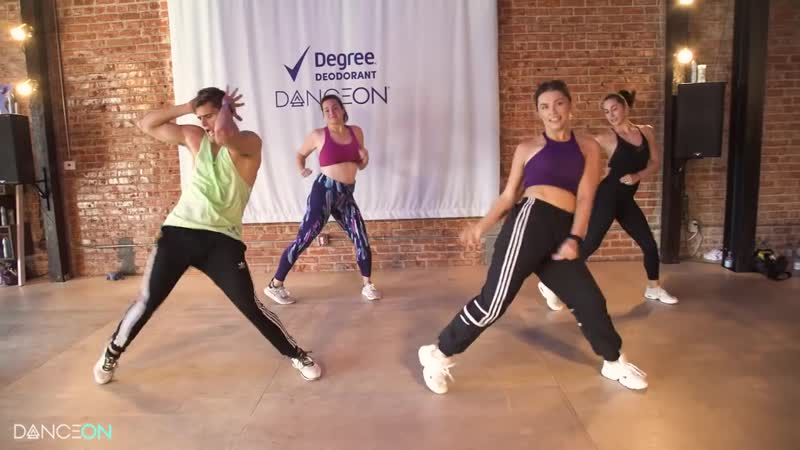 Degree x DanceOn _ Same Squad - P-LOW _ DANCE2FIT with Jessica Bass James _ Spo
