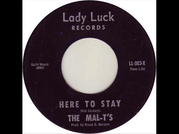 The Mal-Ts – Here To Stay Stand Up Today ( 1967, Garage Rock, USA )