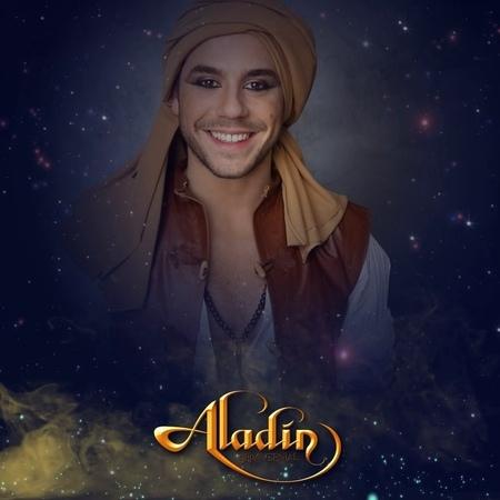 """Aladin El Show on Instagram: """"¡Te lo dice el mismísimo Aladin! Te esperamos en el Teatro Gran Rex para vivir una aventura que, sin dudas, SeraGen..."""