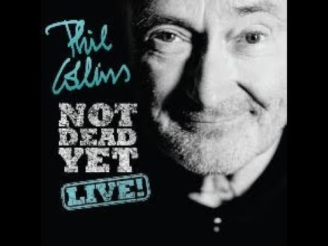 Phil Collins not dead yet minneapolis full show 10 21 2018