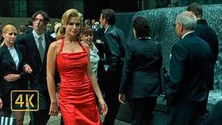 Система наш враг. Девушка в красном. Матрица (1999)