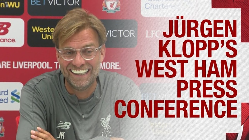 Jürgen Klopps pre-West Ham press conference | Alisson, Sturridge, team news and more