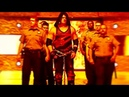 WWE Kane BEST ENTRANCE EVER HD Raw 08/11/2003