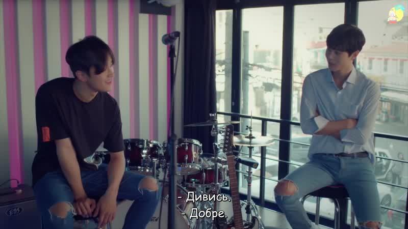 Yellow EP 06 Двоє хлопців закохалися в одну дівчину Ukr Sub