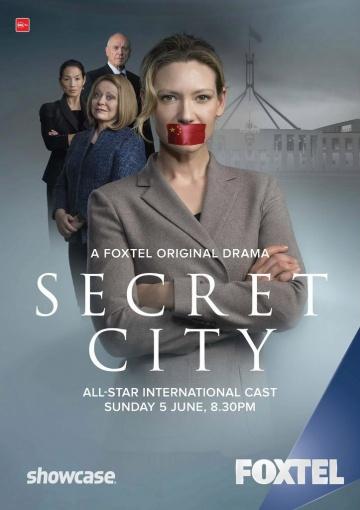 Тайный город (сериал 2016 – 2018) Secret City смотреть онлайн