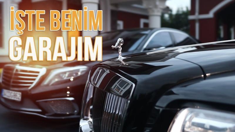 İŞTE BENİM GARAJIM - 100.000 ABONE ÖZEL VİDEO