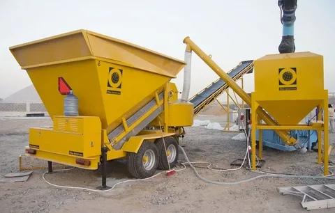 Мини заводы по производству бетона глина как бетон