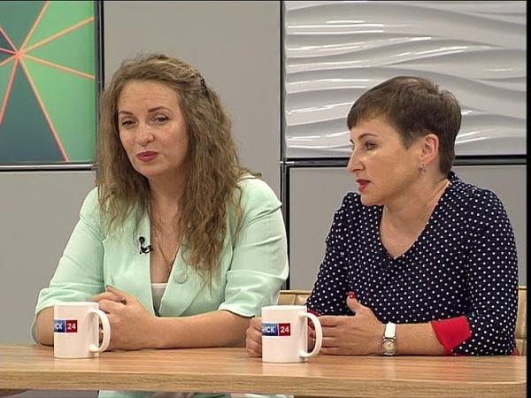 Утро Донбасса. Гости - Оксана Чудина и Виктория Савицкая. 20 июня 2018 года.