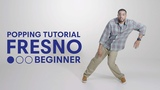 Popping (Boogaloo) with Nelson I Fresno Beginner